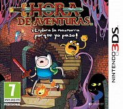 Carátula de Hora de Aventuras - 3DS