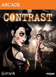 Carátula de Contrast - Xbox 360
