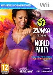 Carátula de Zumba Fitness: World Party - Wii
